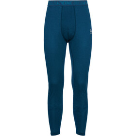 Odlo Active Thermic Pantalones Interiores Largos Hombre, estate blue melange